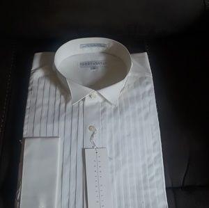 Mens Tuxedo  Shirt